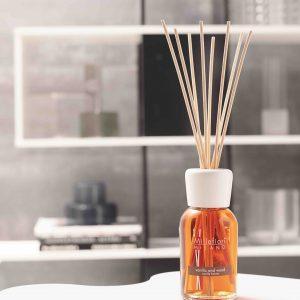 Le diffuseur d'arômes Millefiori Natural Vanilla and Wood