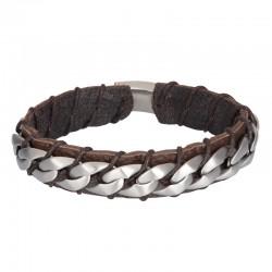 bracelet-carlos-en-cuir-couleur-mat-argent-ixxxi