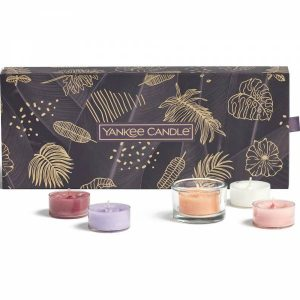 coffret-the-last-paradise-10-lumignons-support yankee candle