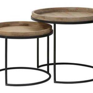 TABLES D'APPOINT COPAN - LIGHT LIVING