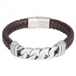 bracelet-albert-en-cuir-couleur-mat-argent-ixxxi