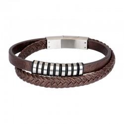 bracelet-kane-ixxxi-men-couleur-maron-mat-
