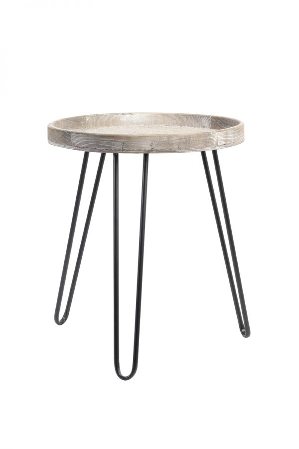 TABLE KENZIE LIGHT LIVONG