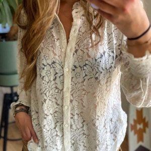 blouse-chance-ecru - la petite etoile