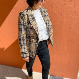 Jean slim NOIR - vero moda