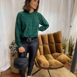 Pantalon Seven - Toile Enduite - Vero Moda
