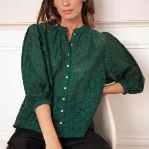 blouse-cometa-vert-la petite etoile