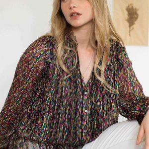 blouse-mansi-ikat-la petite etoile