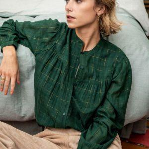 blouse-marilyne-vert-la petite etoile
