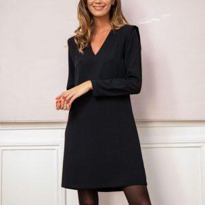 robe-asher-noir- la petite etoile