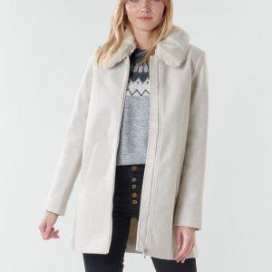 Manteau Mollymy ecru - vero moda - 10232458